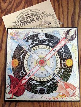 Talking Spirit Pendulum Board