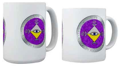 Magickal Seal Of Dreaming -Small  Mug
