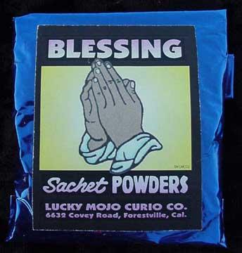 Sachet Powder-Blessing