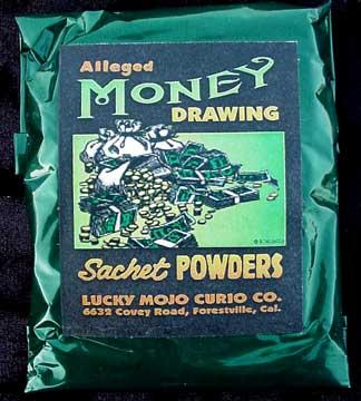 Sachet Powder-Money