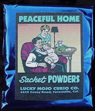 Sachet Powder-Peaceful Home
