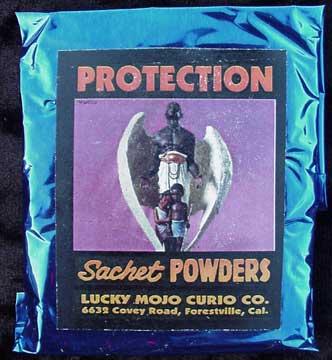 Sachet Powder-Protection