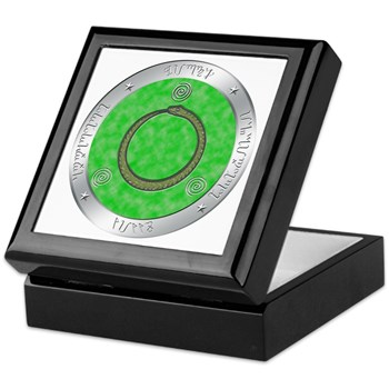 Seal Of Genesis - Spell Box