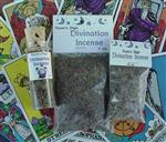 Resin & Herb Incense - Divination-1/2 oz pouch