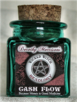 Cash Flow Spell Jar created by Dorothy Morrison
