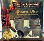 Game- Pirates of the Caribbean Dice Game