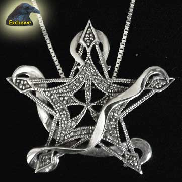 Brooch: Shining Star Amulet