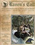 Raven's Call Magazine: Aug - Oct 2000
