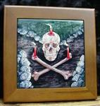 Ancestral Spirit  Framed Tile